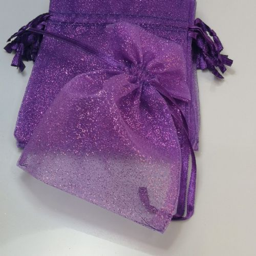 "Glitter Purple | 3.5"" x 4.5"" 